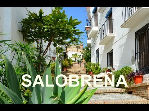 SALOBREÑA -  Costa Tropical -  Granada  [HD]