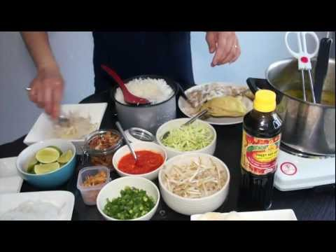 How To Make Soto Ayam (Indonesian Chicken Soup)