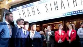 Sinatra: The Man & His Music - London Palladium - Opening Night