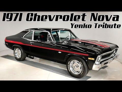 Video of '71 Nova - Q9E5