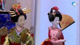 В Детском музейном центре открылась большая выставка кукол