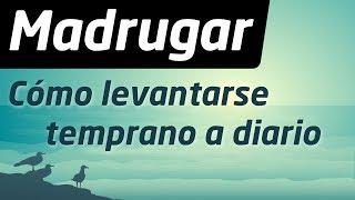 Video: Cómo Madrugar: La Clave Para Levantarse Temprano A Diario