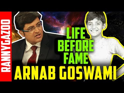 Arnab Goswami Biography- Profile, Bio, Family, Age, Wiki, Biodata & Republic TV - Life Before Fame Mp3