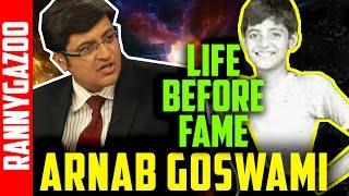 Arnab goswami biography- Profile, bio, family, age, wiki, biodata & Republic TV - Life Before Fame