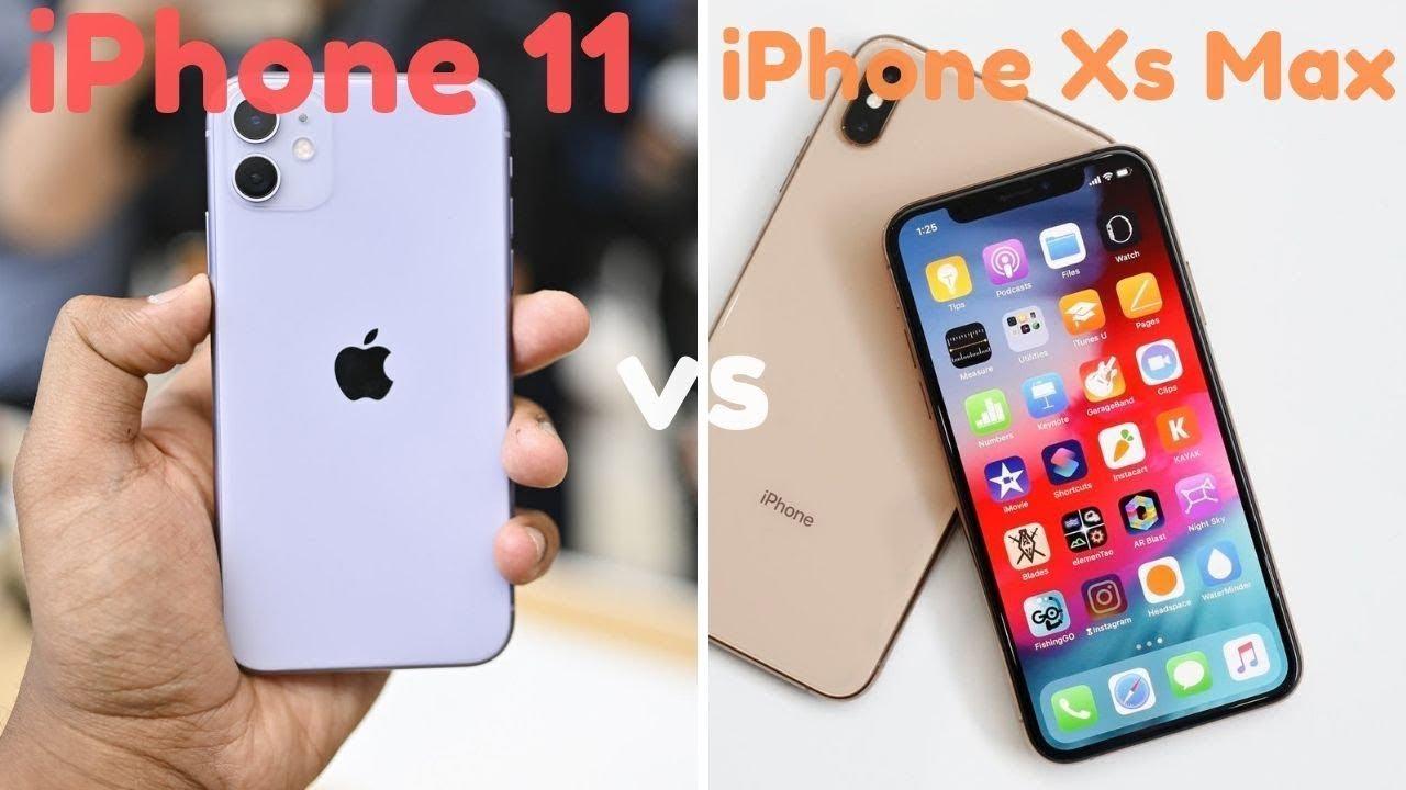 Cùng 16 triệu mua iPhone 11 hay iPhone Xs Max ?