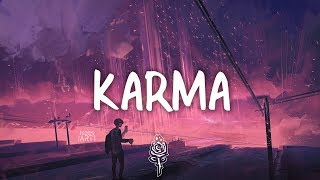 MARINA   Karma (Lyrics)