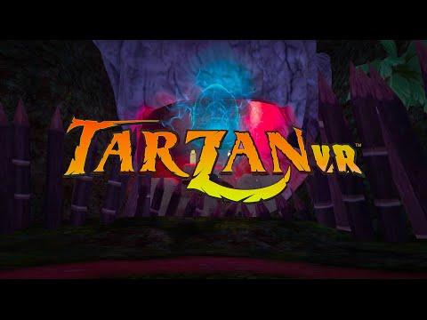 Oculus Quest de Tarzan VR