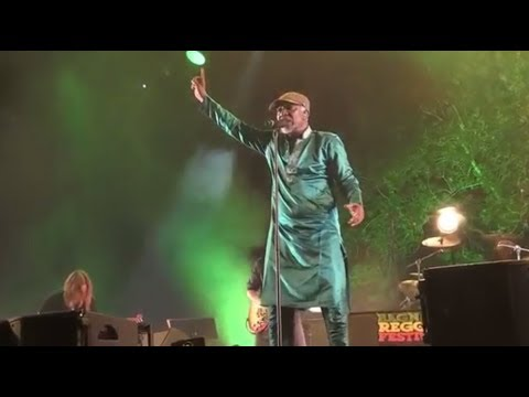 alpha blondy live at the 2018 bagnols reggae festival full s