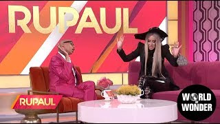 'RuPaul' With Iggy Azalea!