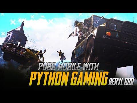PUBG MOBILE LIVE : SEASON 9 ENTERTAINMENT + GAMEPLAY II EMULATOR NOOBS II [Bi] PYTHON