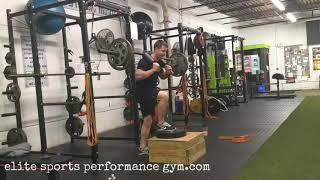 Athlete Contrast Training for Speed Development