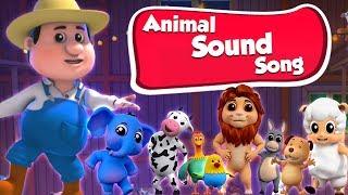 động vật bài hát âm thanh | động vật cho trẻ em | Animals Sound Song | Kids Song | Farmees Vietnam