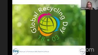 Webinar: le infinite vie della plastica per celebrare la giornata del riciclo
