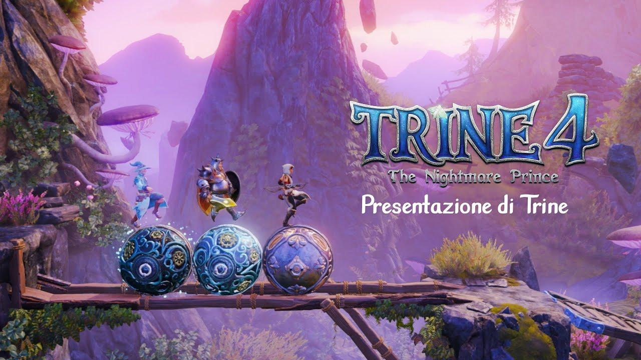 Trailer di Trine 4: The Nightmare Prince