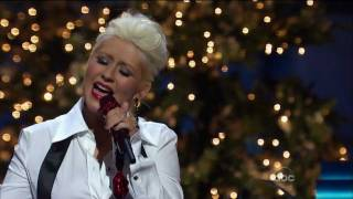 Christina Aguilera - Have Yourself A Merry Little Christmas (Disney 2011 HD)