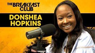 Donshea Hopkins Talks About Raina's Shocking Death On