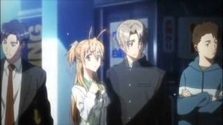 High School Of The Dead - AMV {Running out of pain by 12 Stones}