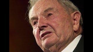 El Día En Que David Rockefeller Confesó Quiénes Eran Las Personas Que Admiraba