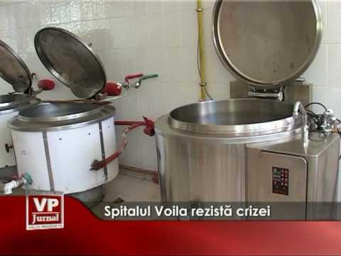 Spitalul Voila rezistă crizei