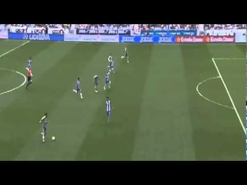 Cristiano Ronaldo Poker Goal   Espanyol vs Real Madrid 0-5  La Liga  12.09.2015
