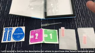 How to perfectly install Tempered Glass GoPro Hero 5/6/7. Remove bubbles/Halo effect. (Tagalog)