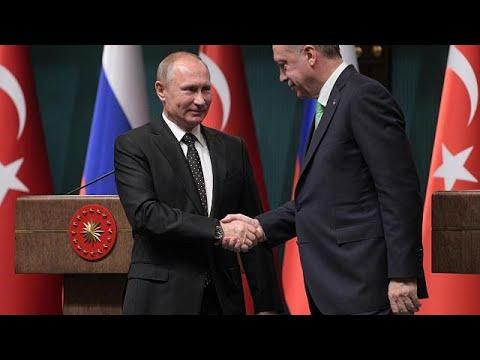 Πούτιν και Ερντογάν «κλειδώνουν» τους S-400