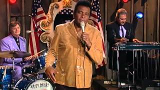"""Charley Pride """"Is Anybody Goin' To San Antone?"""""""