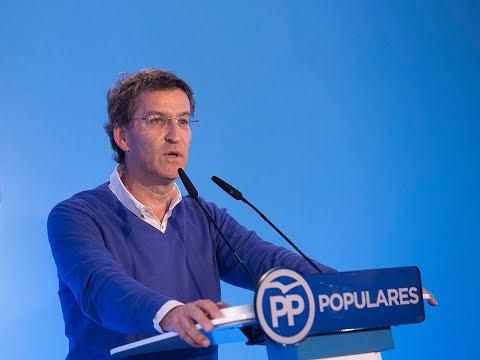 Alberto Núñez Feijóo: Reforma Fiscal para el crecimiento y la equidad