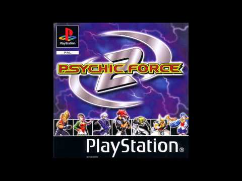 Psychic Force 2 Playstation