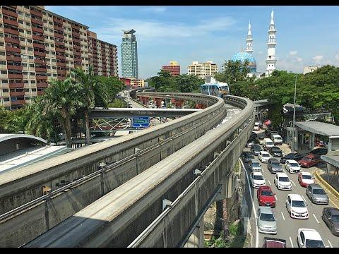 Kuala Lumpur Malaysia July 2016 in 6 Min