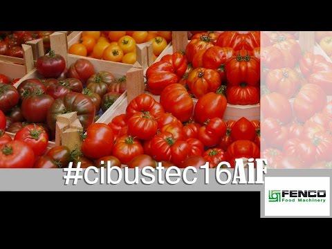 Fenco Food Machinery propone un'ampia gamma di macchinari per la trasformazione del pomodoro