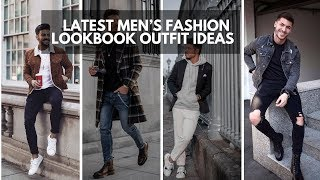 Latest 15 Stylish Fall Autumn Looks For 2019 | Men's Fashion Outfit Ideas | Mens Autumn Inspiration