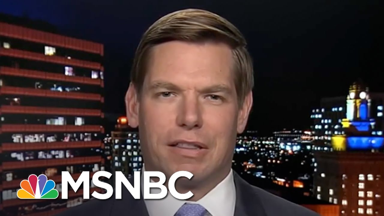 Eric Swalwell: President Trump Can't Be Allowed To Risk Lives   All In   MSNBC thumbnail