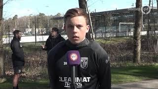 Cornelisse grijpt zijn kans en staat in de basis bij Vitesse