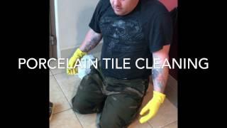 Maintaining Porcelain Floor Tiles | Best Cleaning Tips