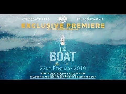 THE BOAT  Trailer 2018 HD