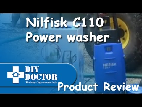 Nilfisk C110 Pressure Washer Product Review