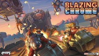 videó Blazing Chrome