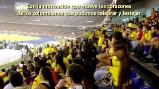 preview picture of video 'COLOMBIA vs PARAGUAY EN BARRANQUILLA  invitación UTEN'