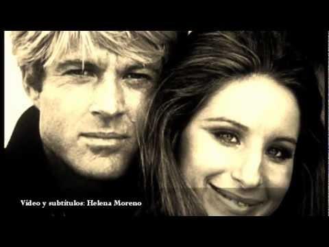 ", title : 'Barbra Streisand -""The Way We Were""- (Subtitulada en español)'"