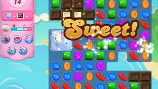 Candy Crush Saga Level 4037 NO BOOSTERS
