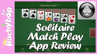 Solitaire Match Play from Solebon [App Review]