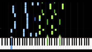 """Sub-Focus """"Endorphins"""" - Piano Cover / Tutorial"""
