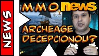 MMO News . BOMBA . ArcheAge Decepcionou ? Como está o jogo ?