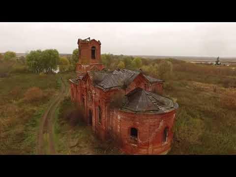 Youtube деревянные церкви руси