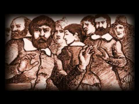 Breif History on The Salem Witch Trials