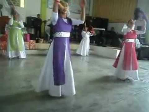 """Sube sube - Ministerio de pandero y danza """"Adalia"""" 5ta IAFCJ... Watch ..."""