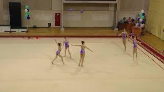 Команда Созвездие Мячи 19 04 19