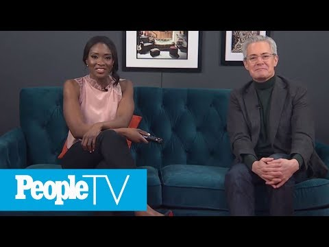 Kyle MacLachlan Talks About Shooting 'Dougie's' Sex Scene In 'Twin Peaks: The Return' | PeopleTV