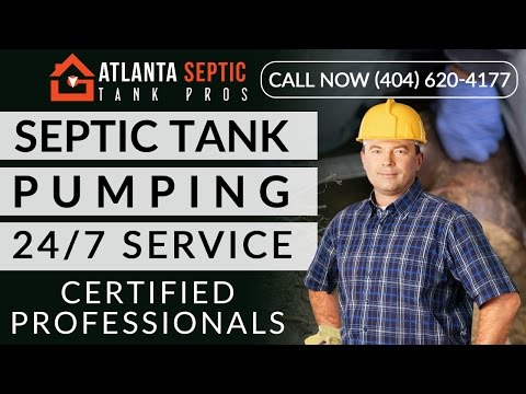 Asking The Atlanta Pros How Often Do I Have To Get Septic